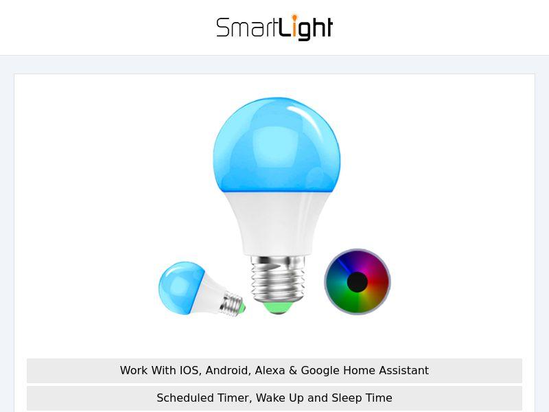 Ecommerce - SmartLight US/ INTL