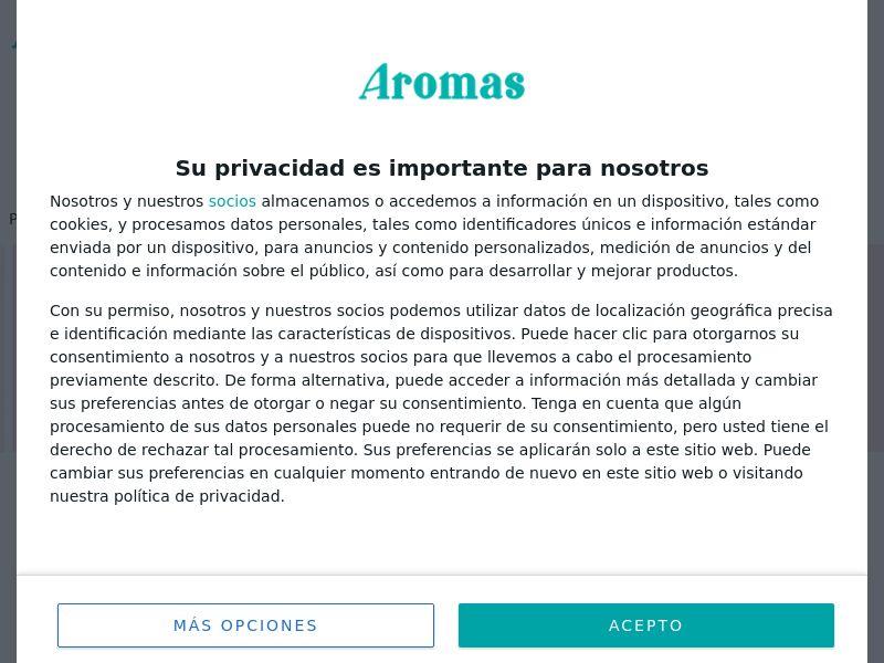 Aromas - ES (ES), [CPS]