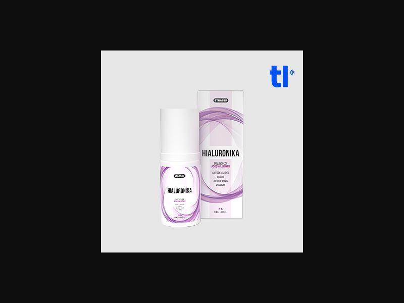 Hialuronika - beauty - CPA - COD - Nutra