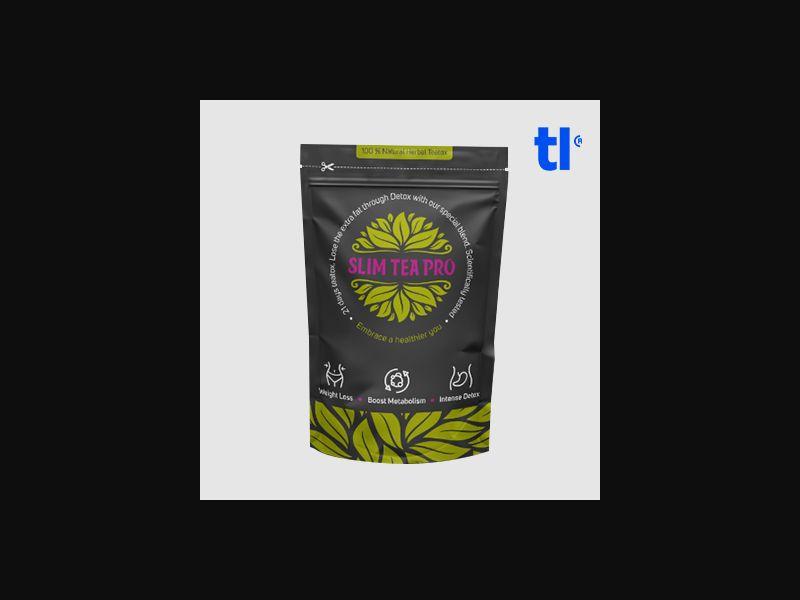 Slim Tea Pro - weightloss - CPA - COD - Nutra