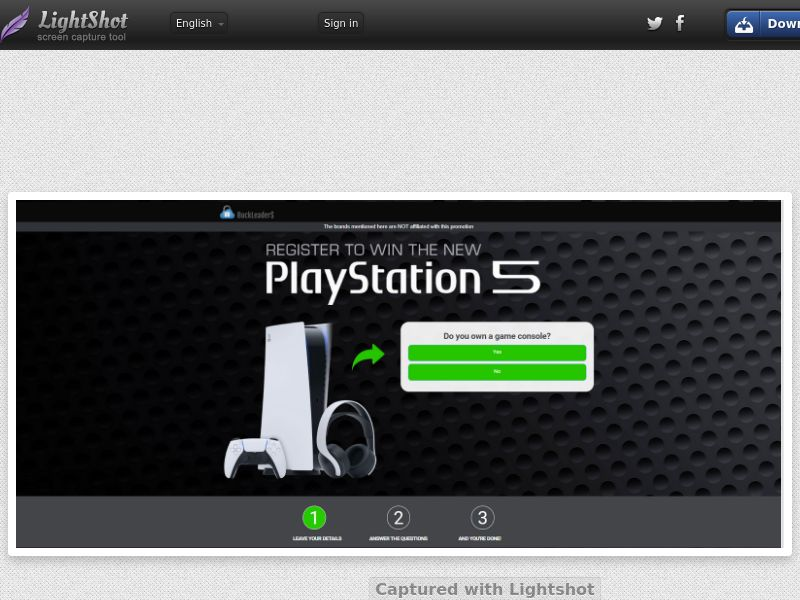 Buckleaders - PlayStation 5 - AU