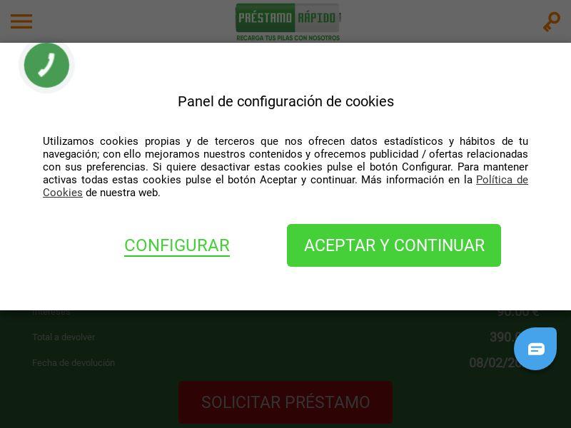 prestamorapido (prestamorapido.es)