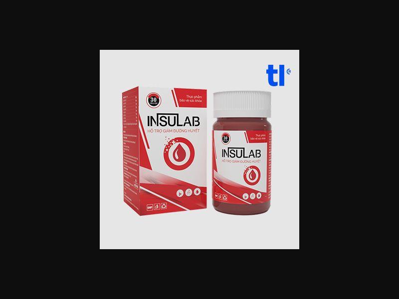Insulab - health - CPA - COD - Nutra