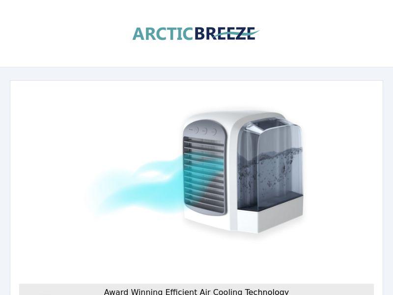 Arctic Breeze (CPS) - INT