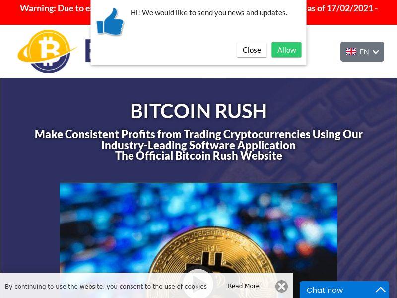 The Bitcoin Rush Norwegian 2863