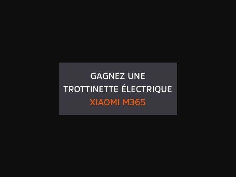 Xiaomi Scooter - FR