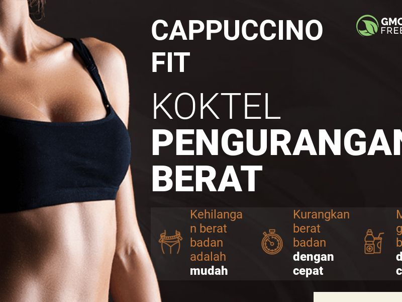 Cappuccino Fit - SG