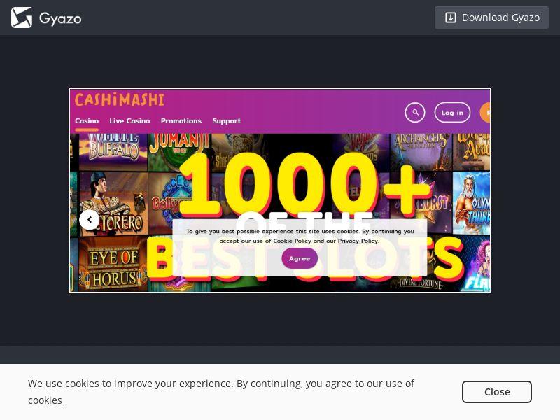 Cashimashi DE (Web/Desktop)   CPA