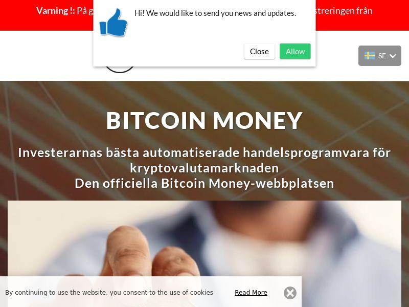 Bitcoin Money Swedish 3943