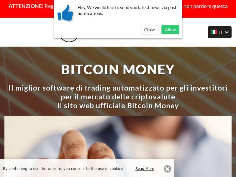 Bitcoin Money Italian 3939