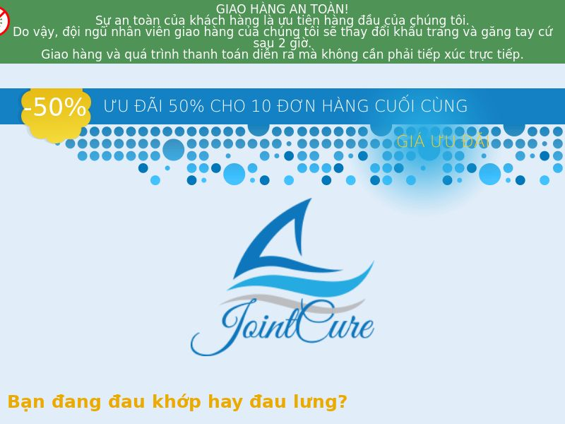 JointCure - VN