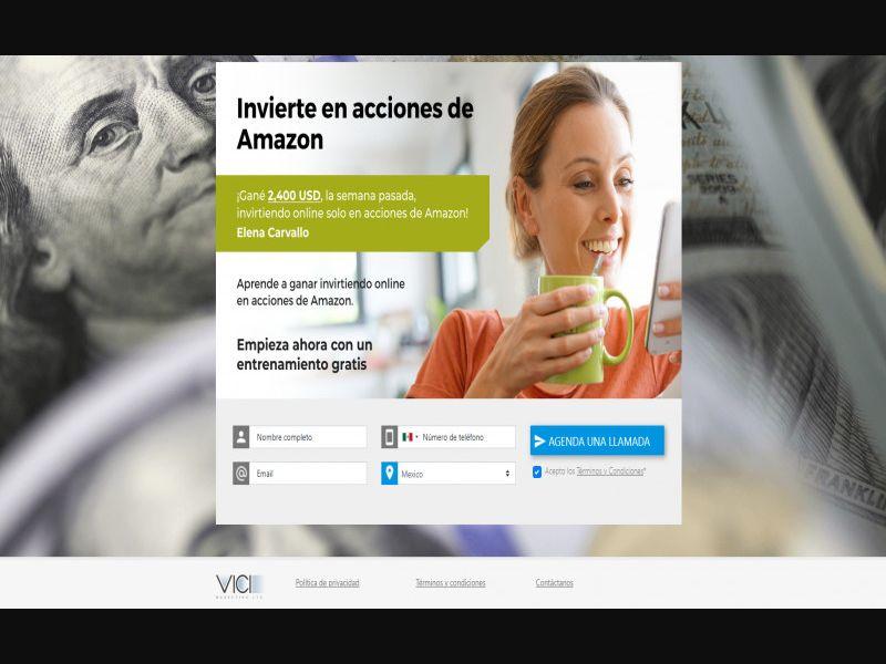 Investment - Internovus Vici - Cl, Mx, Pe, Uy - SOI
