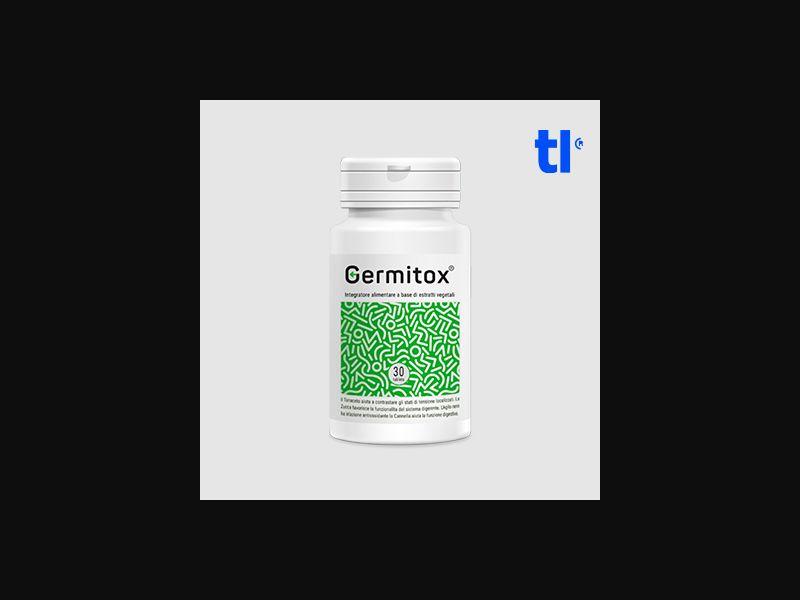 Germitox MK - Health - CPA - COD - Nutra