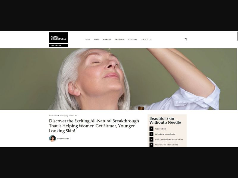 You & Oil Beauty Shot Botoks - Presell Page - Skin Care - SS - NO SEO - [27 GEOs]