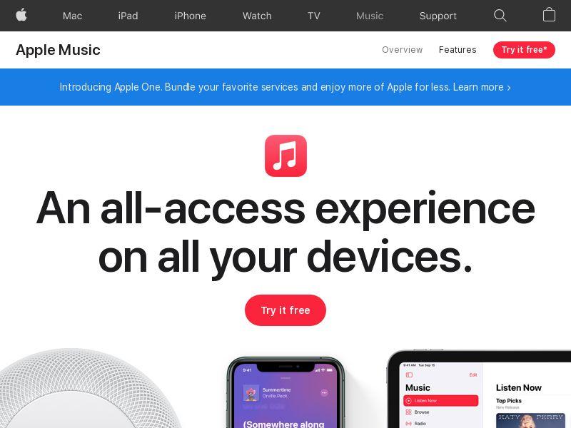 Apple Music WW