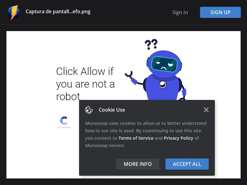 France (FR) - Windows - Click Allow If You Are Not a Robot - Desktop