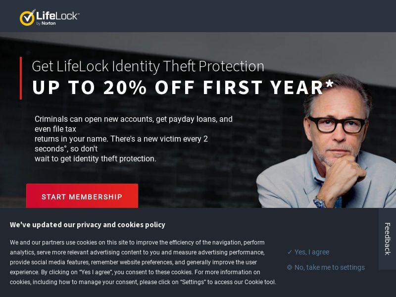 Norton LifeLock Ultimate Plus Monthly - CPS   US
