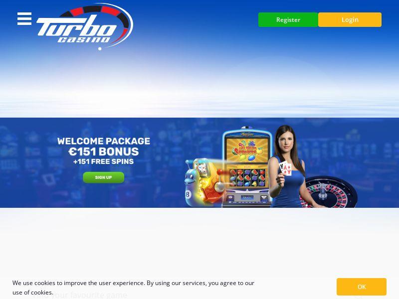 Turbo Casino - CPL [NL]