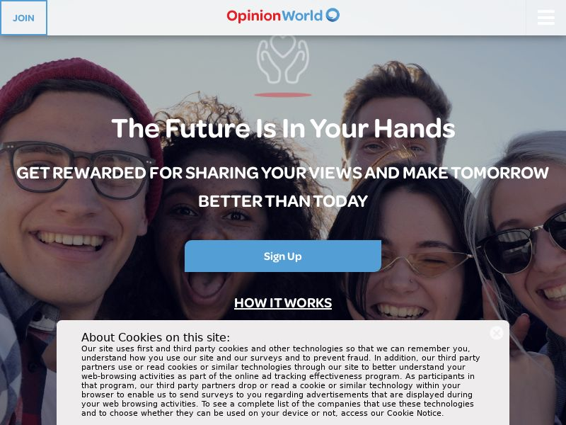 Opinion World - INCENT - IN