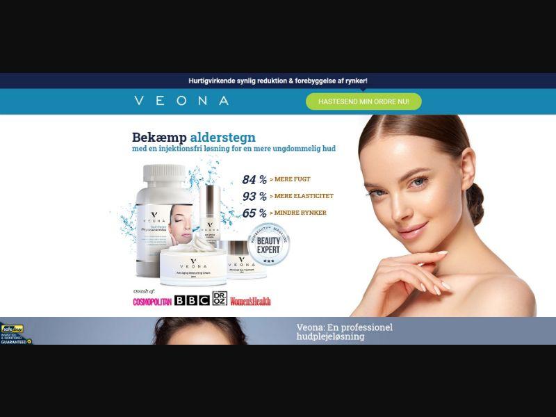 Veona Beauty - Nutra / Skin - SS - [DK]
