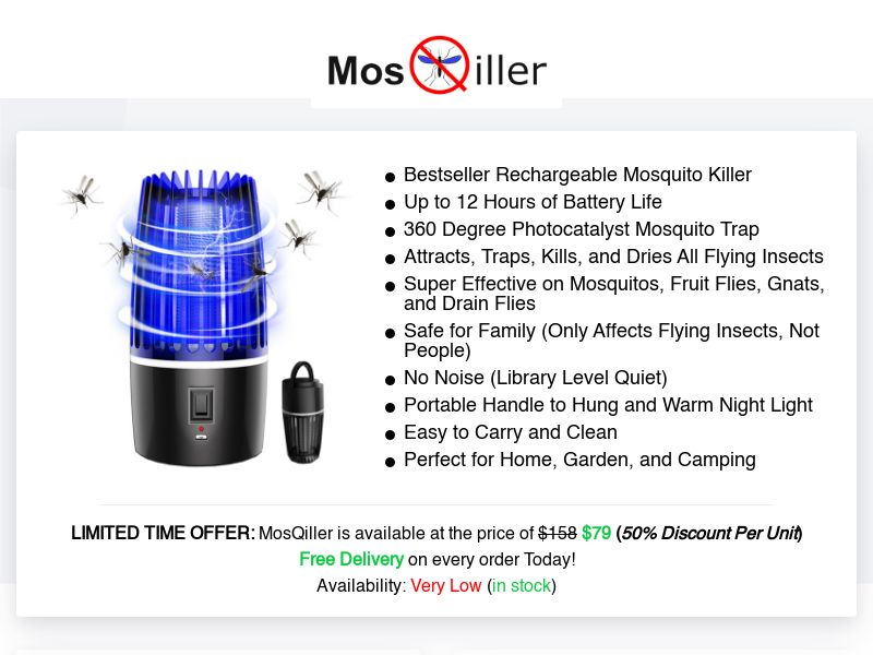 MosQiller (INTL) (CPS) (Personal Approval)