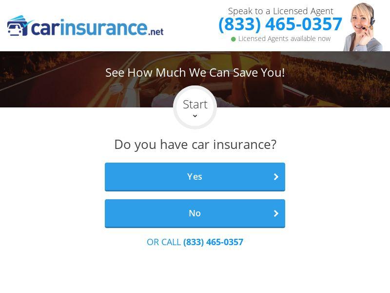 CarInsurance.net [US] (Social,Native,Banner) - CPL {Mon - Fri | 8AM-8PM EST}