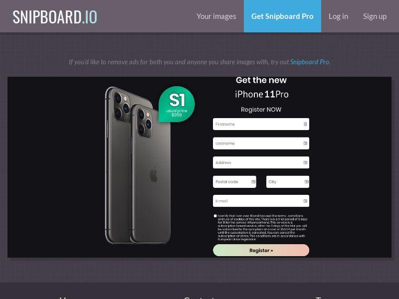 OrangeViral iPhone 11 Pro (Black) AU/CA   CC Sub