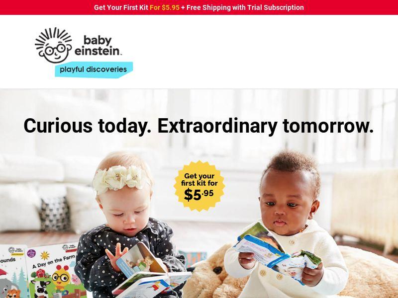 Baby Einstein (Email)