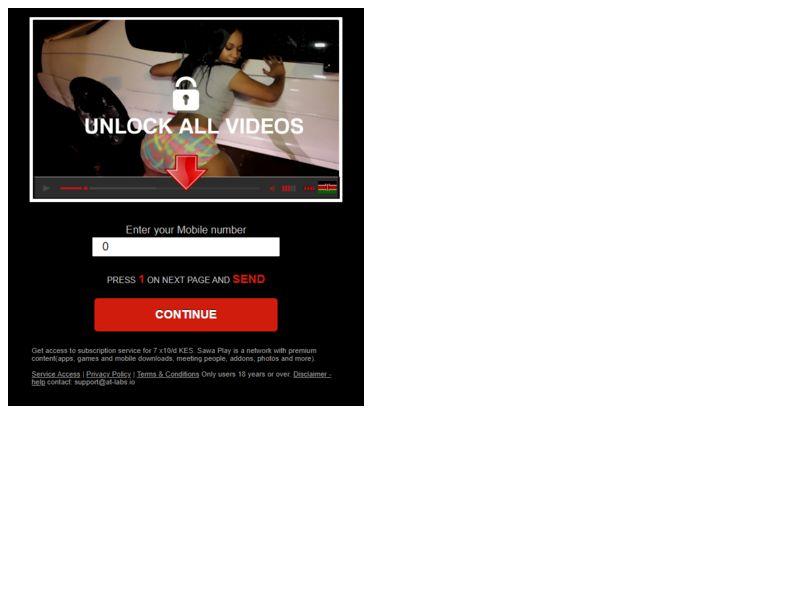 Unlock Video Twerking