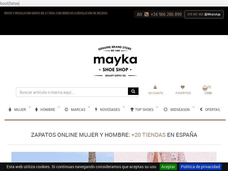 Mayka - ES (ES), [CPS]