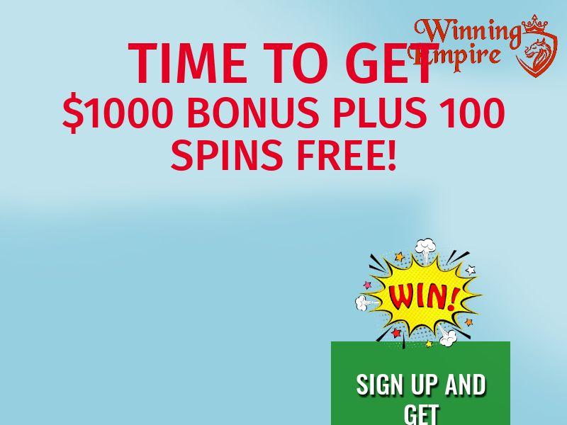 10434) [WEB+WAP] Winning Empire - CA - CPL