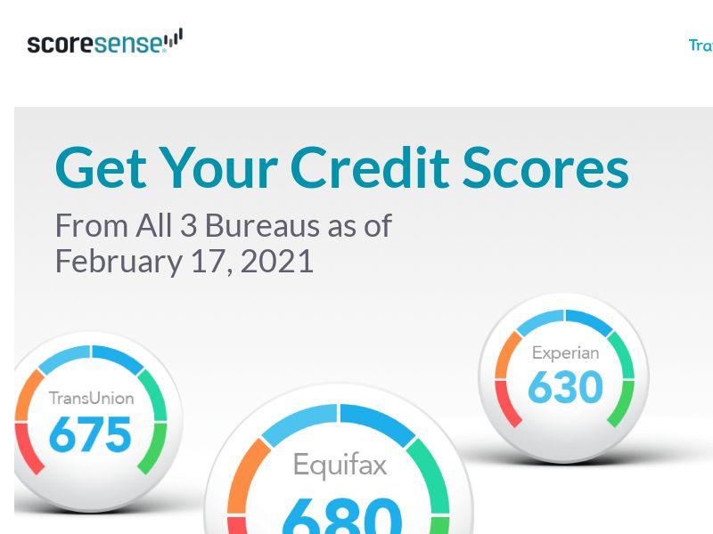 US - ScoreSense.com- CPA {Proof} - {Display traffic}