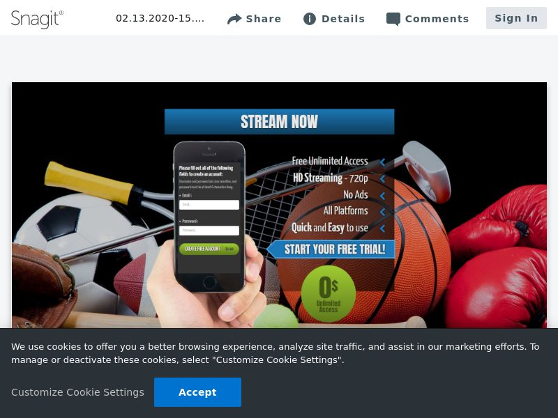 Gameday Sports Signup   Intl [Exclusive]