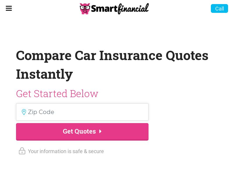 Auto Insurance (SmartFinancial.com) - Email Only (US) - CPL $15