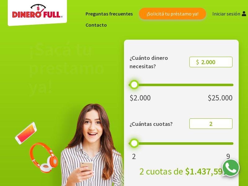 dinerofull (dinerofull.com.ar)