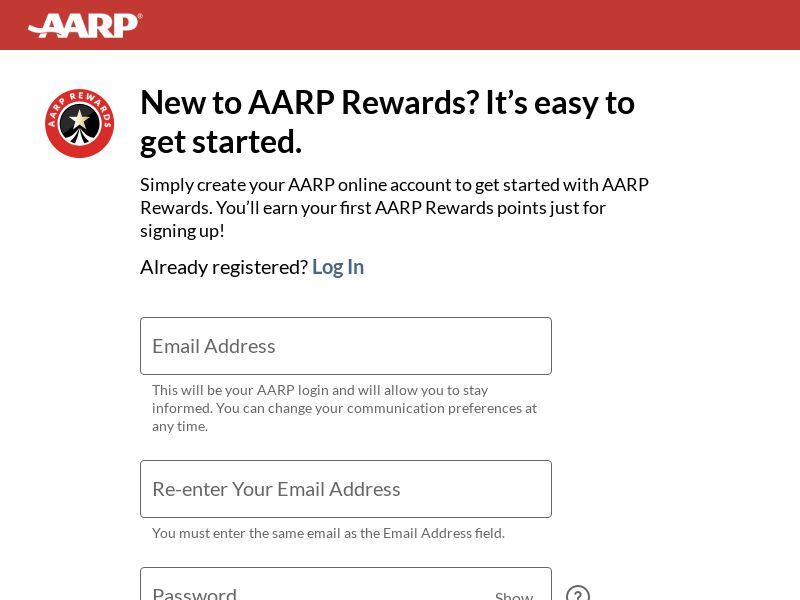 AARP Rewards V2 - US - CPL