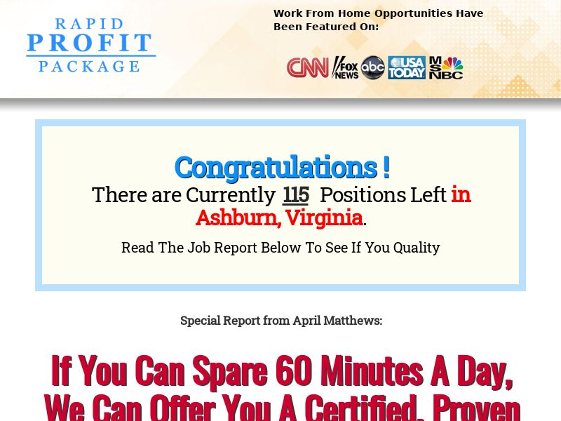 Rapid Profit Package 2 [US,UK,CA,AU,NZ,UK] (Email,Social,Banner,Native,Push,SEO,Search) - CPA
