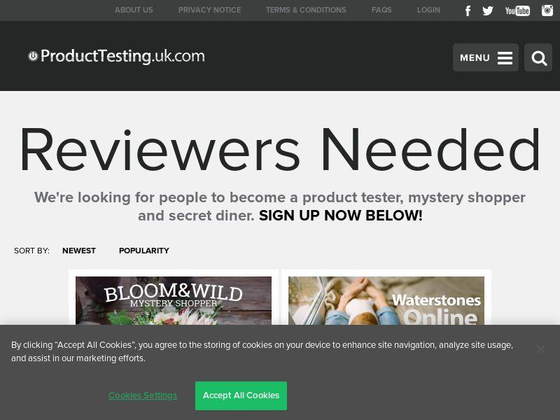 Email Submit - Slushie Maker - SOI (UK)