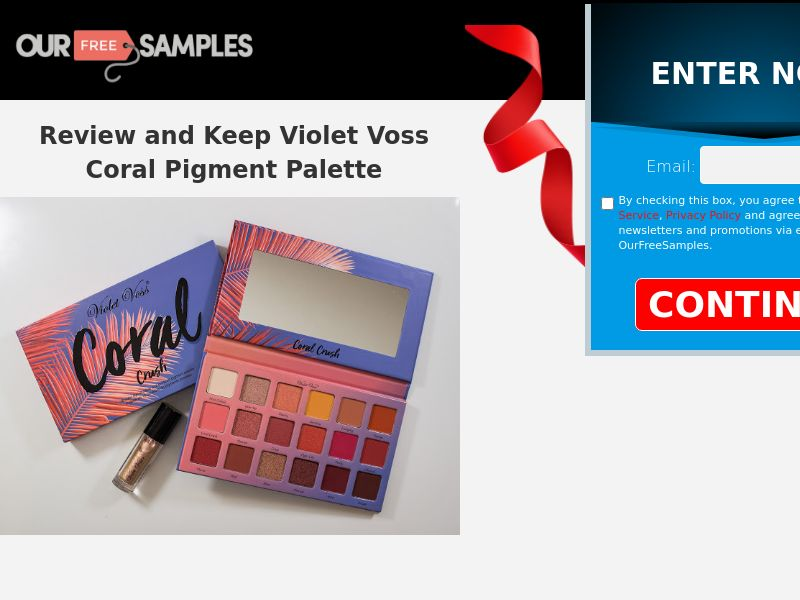 Violet Voss Makeup CPA US
