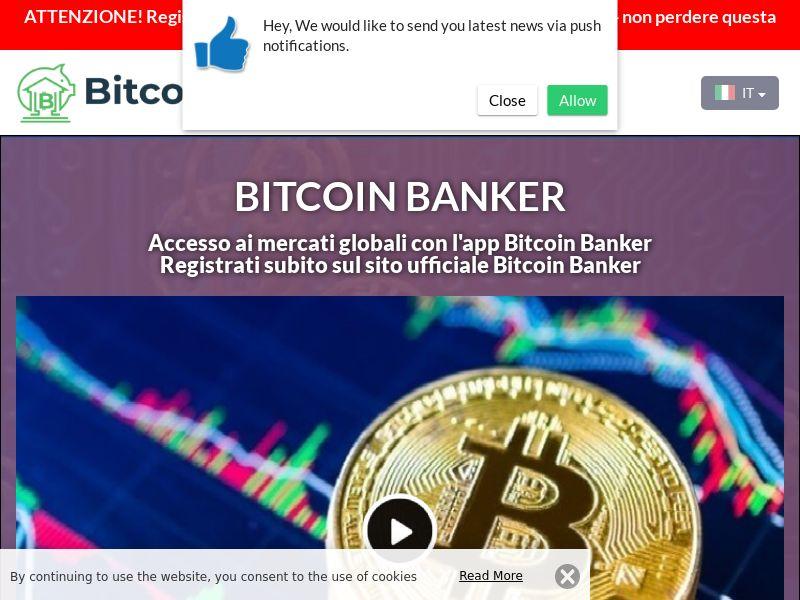 The Bitcoin Banker Italian 2717
