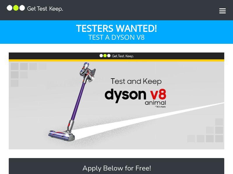 Win Dyson V8 - AU
