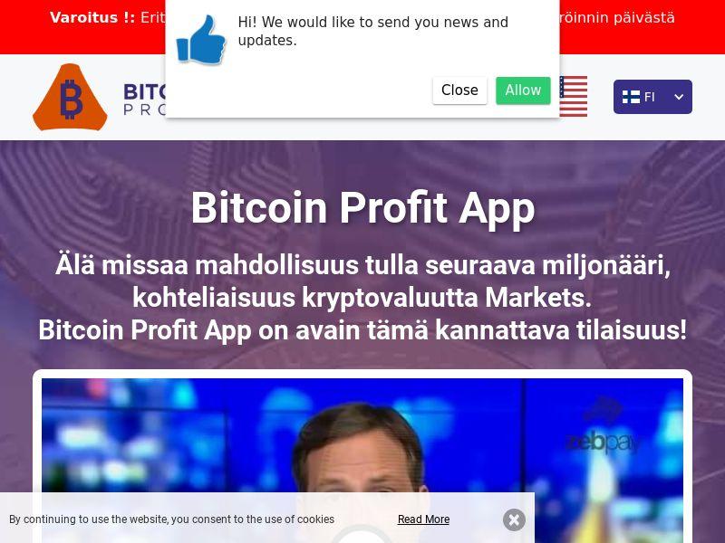 Bitcoin Profit Pro Finnish 2288