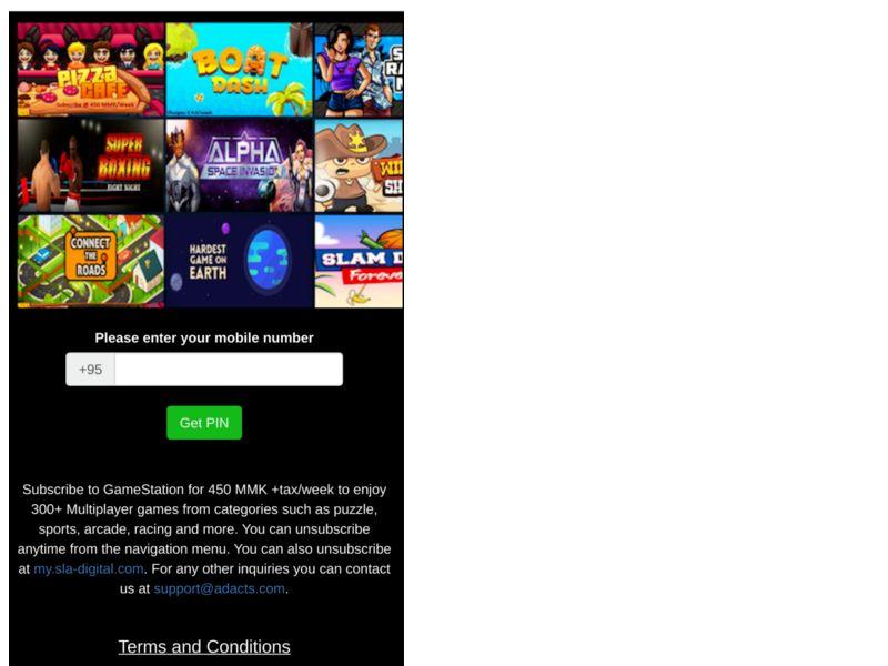 Gamestation 2 Telenor