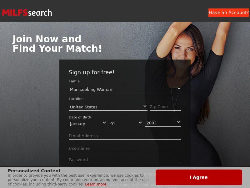 Milfssearch desktop SOI (AU,CA,US) (private)