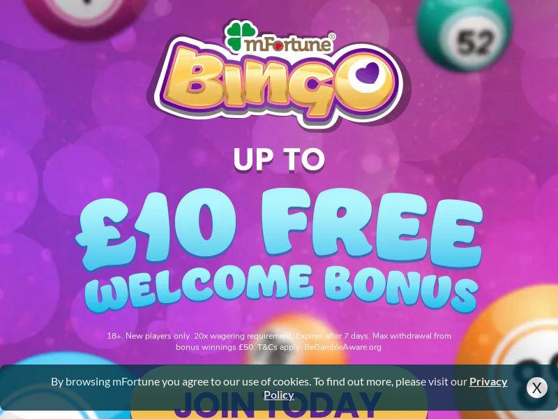 mFortune Bingo [UK]