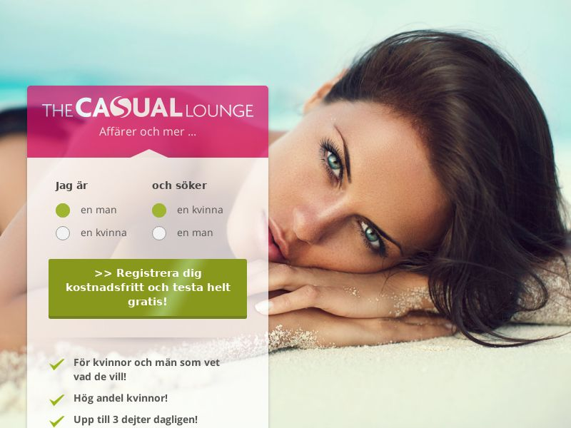The Casual Lounge [DK,NO,SE] (Email,Native,Banner,Social,Search) - CPL
