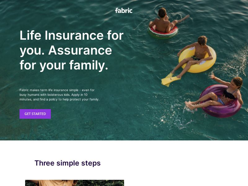 US - Fabric Life Insurance - CPL