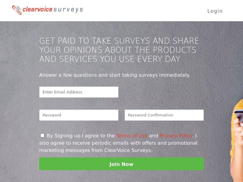 ClearVoice Surveys DOI [US]
