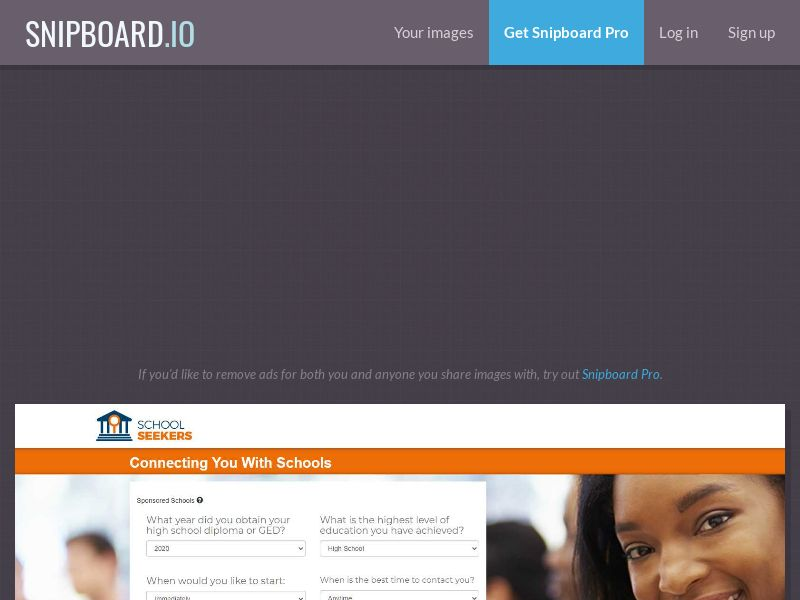 41718 - US - SchoolSeekers - email - creatives approval before launching - SOI