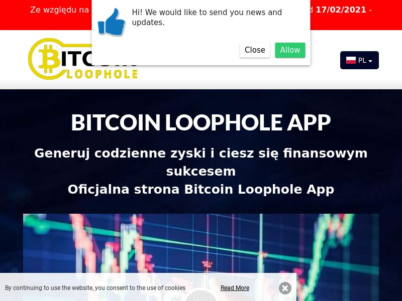 Bitcoin Loophole Pro Polish 2076